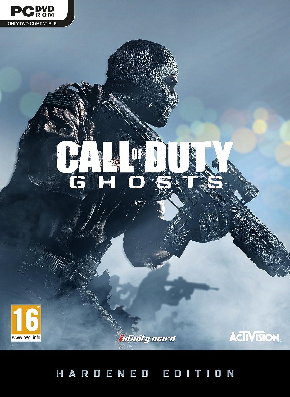 Call of Duty: Ghosts - Hardened Edition pc dvd-ის სურათის შედეგი