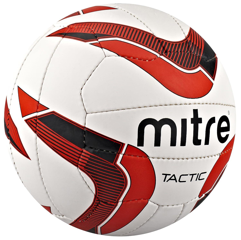 Mitre Tactic - Balón de fútbol Talla:talla 3: Amazon.es: Deportes ...