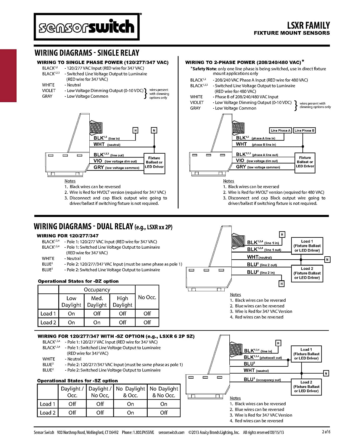 91MtYgEBJ L._SL1500_ sensor switch lsxr 610 line voltage fixture mount sensor with high lithonia msx12 wiring diagram at edmiracle.co