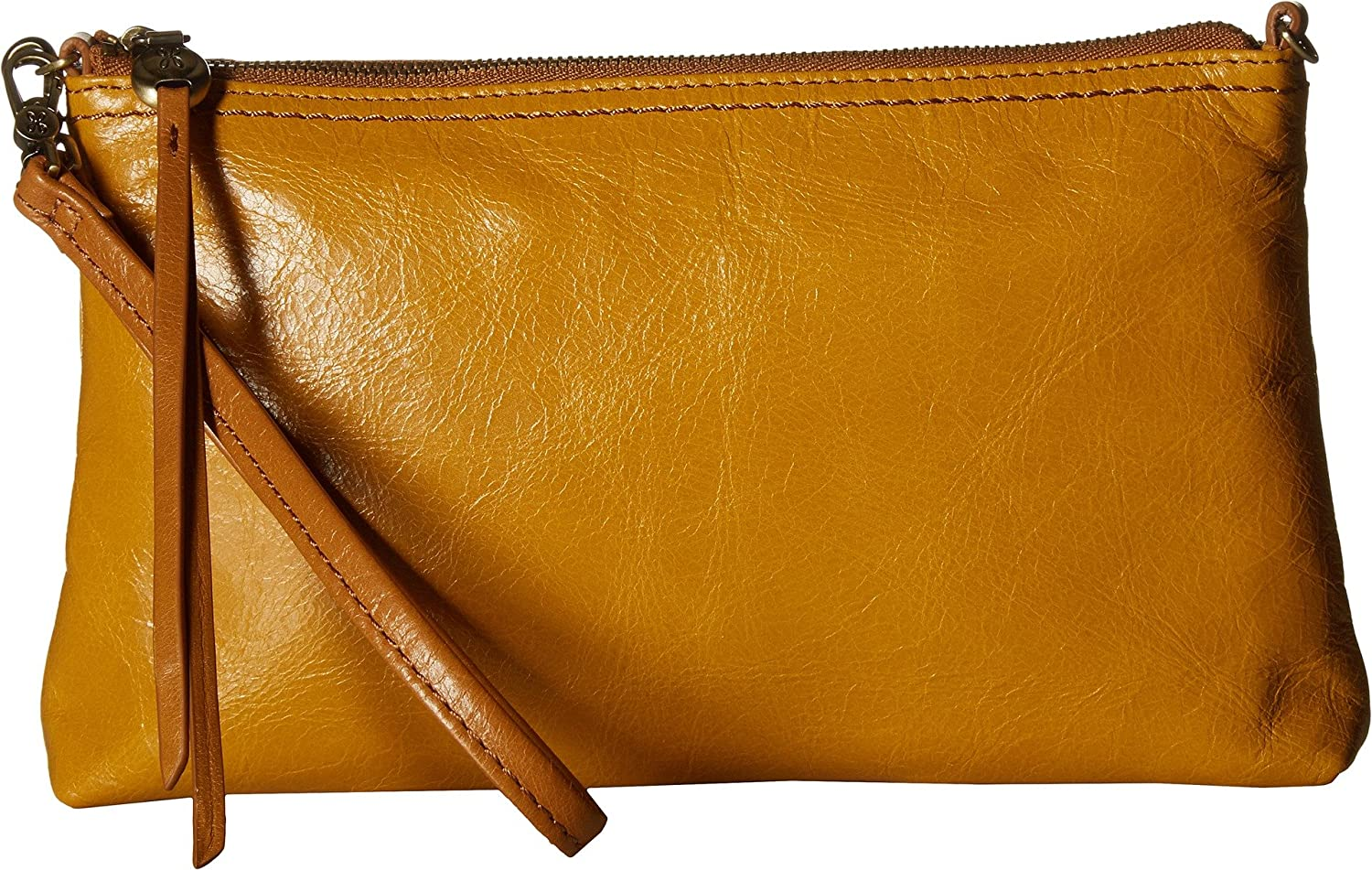 Amazon.com: Hobo Womens Leather Vintage Darcy Convertible Crossbody Bag  (Amber): Shoes