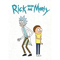 The Art Of Rick And Morty [Idioma Inglés]