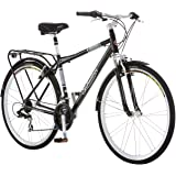 Schwinn Discover Hybrid Bike for Men and Women, 21 Speed, 28-Inch Wheels, Step-Through or Step-Over Frame, Multiple…