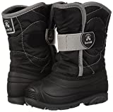 Kamik Baby SNOWBUG3 Snow Boot, Black, 9 Medium US