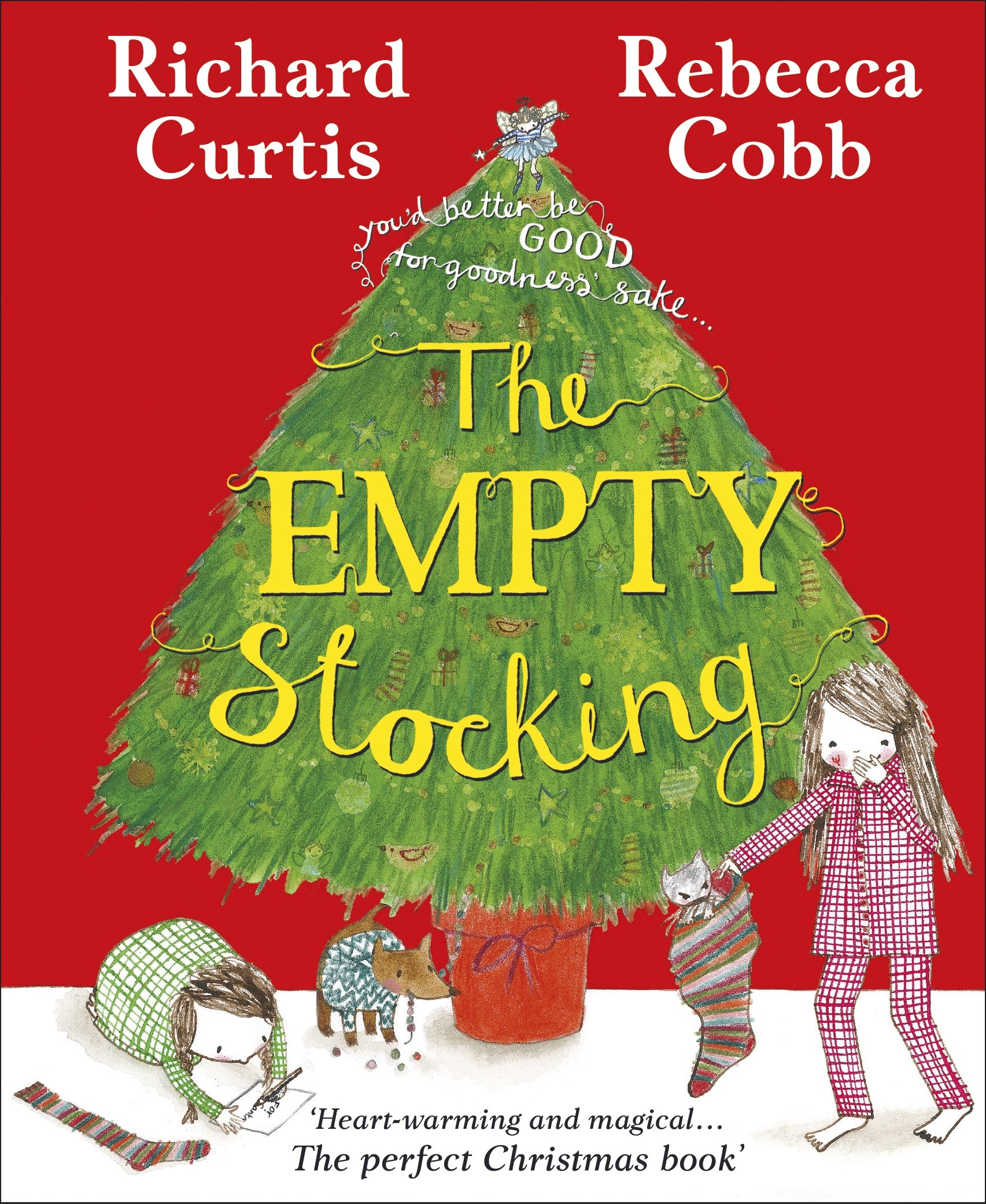 Resultat d'imatges de The empty stocking