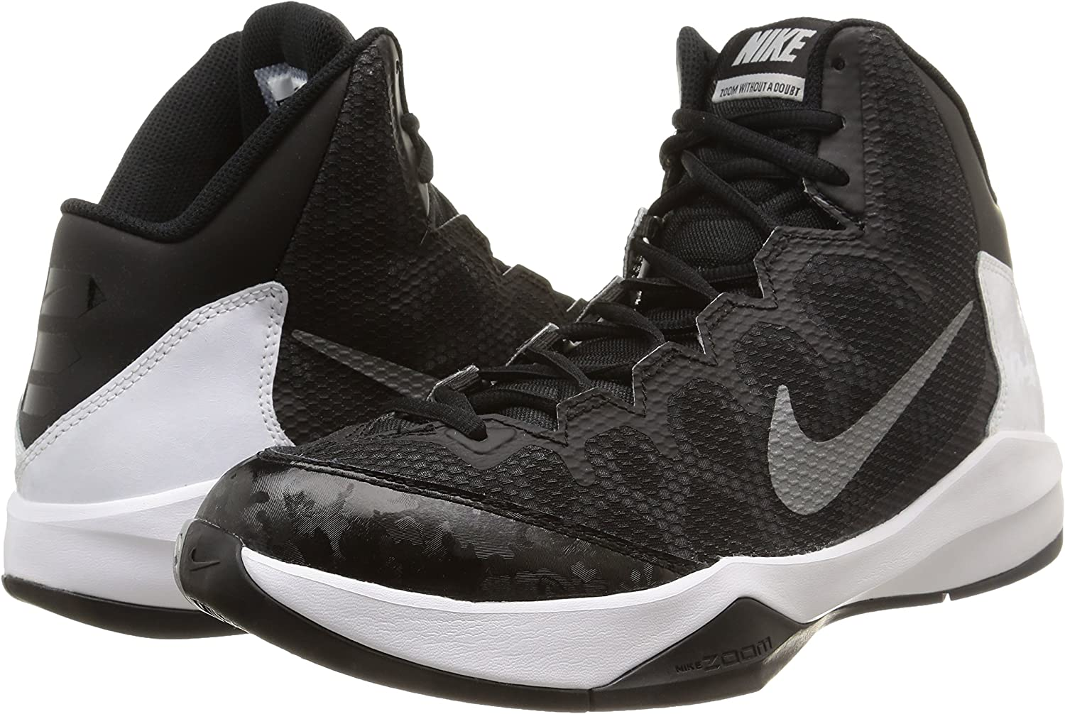 nike zoom without a doubt price