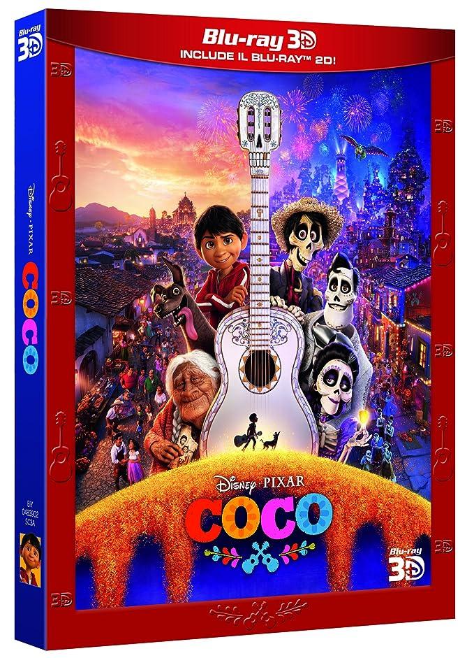 coco (blu-ray 3d) [Italia] [Blu-ray]
