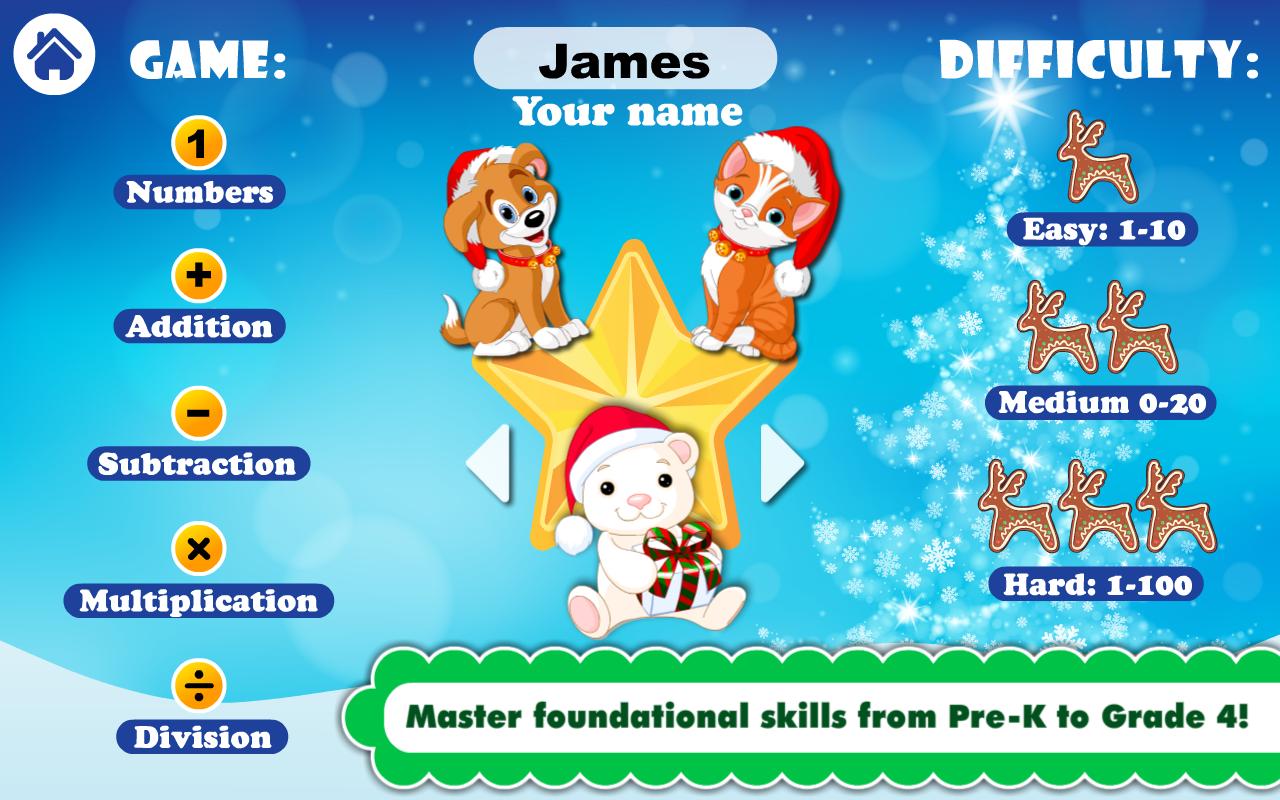 Amazon.com: Math Games for PreK - Grade 4: Math Bingo and Math ...
