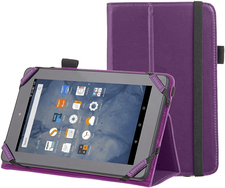 AmazonBasics - Funda con soporte para Kindle Fire, 7