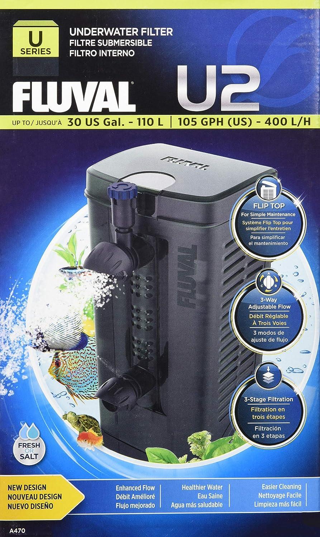 Fabulous Fluval Innenfilter U4 für Aquarien bis 240 L: Amazon.de: Haustier SQ12