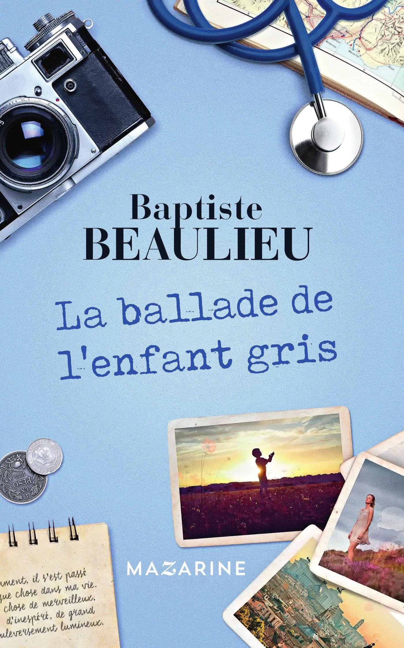 Amazon.fr - La ballade de l'enfant-gris - Beaulieu, Baptiste - Livres