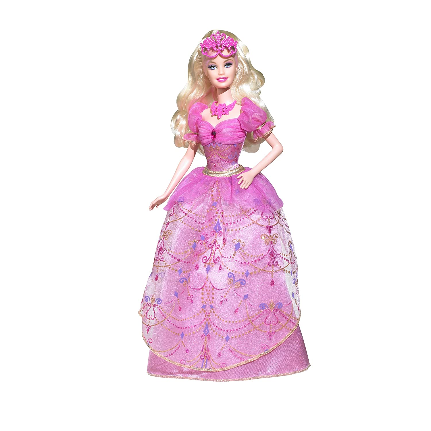 Amazoncom Barbie and The Three Musketeers Corinne Doll Toys  Games