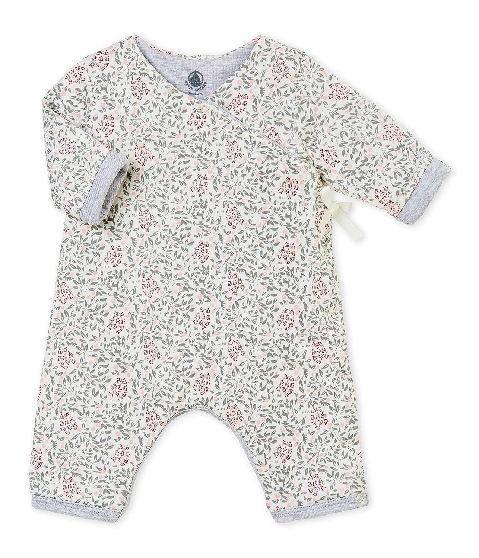 Petit Bateau Baby-Mädchen Strampler 4404801