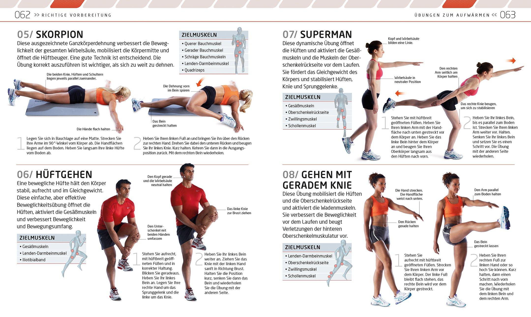 Der Lauf-Coach: Gezieltes Training vom Einstieg bis zum Marathon ...