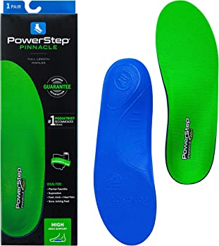 best Orthotics for high arches 2021