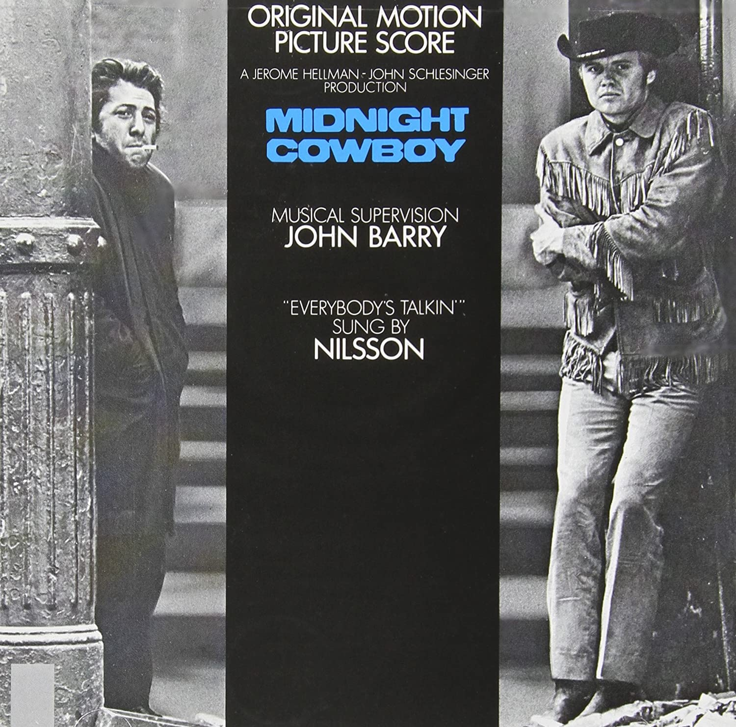Midnight Cowboy: Music From The Motion Picture: Amazon.co.uk: Music