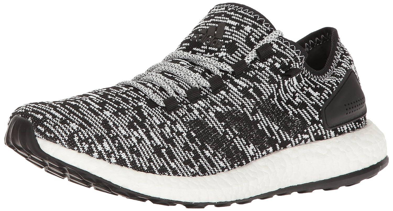 adidas Performance Men's Pureboost Running Shoe B01N94T7C4 10 D(M) US|Black/Black/White