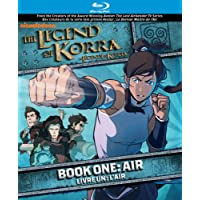 The Legend of Korra: Book 1 - Air [Blu-ray] (Bilingual)