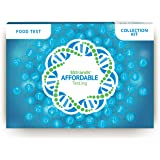 5Strands Food Intolerance Test - 600 Item at Home Collection Kit, Hair Analysis, Results 7-10 Days - Holistic Health Adult &