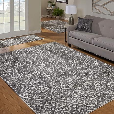 Amazon.com: Gertmenian 81741 Mythical 3-Piece Carpets ...
