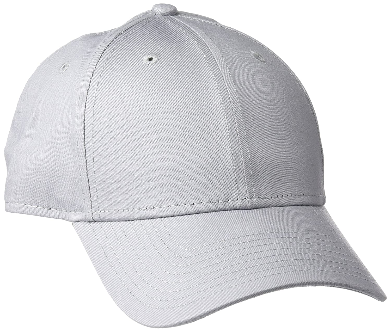 New Era Women s Basic 9Forty Cap One Size Grey at Amazon Men s Clothing  store  ca13ca811b38