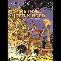 Valerian und Veronique 8: Die Insel der Kinder (German Edition) book cover