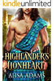 Highlander's Lionheart: A Scottish Medieval Historical Romance (Beasts Of The Highlands Book 1)