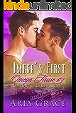 Omega's First: An Alpha Omega MPreg (Omega House Book 3)