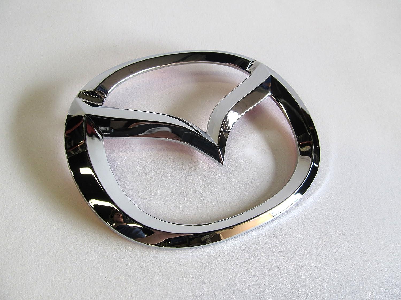 Protege 5 /& Millennia New OEM Front Chrome Mascot Emblem MAZDA Protege