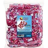Airheads Bulk - Bulk Candy - Air Heads Mini Bars Cherry Flavor Chewy Fruit Candies 2 lb Party Bag, Family Size