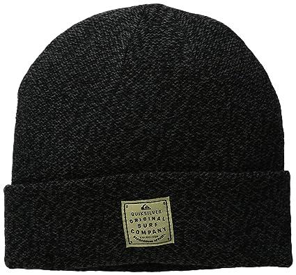 b6fa9c13ce1 Quiksilver Men s Toaster Beanie Hat