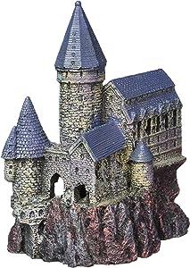 Pen-Plax RRW7 Magical Castle Ornament, Medium