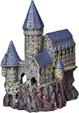 Pen-Plax RRW7 Magical Castle Ornament, Medium