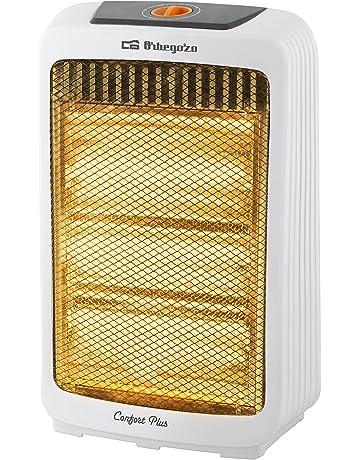 Calefactores y radiadores halógenos | Amazon.es