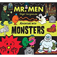 Mr. Men Adventure with Monsters