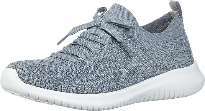 Skechers Ultra Flex Statements 12841, Zapatillas para Mujer: Amazon.es: Zapatos y complementos