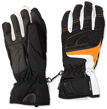 c880b92a8f0b0 Ziener Gotone AS Glove Ski Alpine Gants homme New Orange 7: Amazon ...