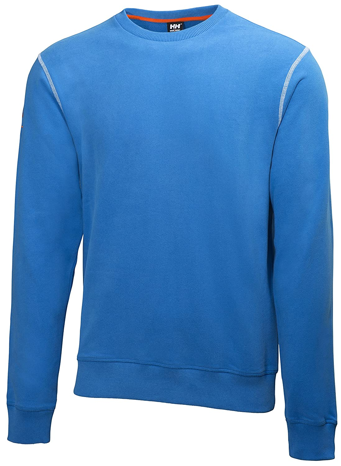 Helly Hansen Workwear Sweatshirt Oxford Sweater Pullover 530 racer, Grö ß e 3XL, blau, 79026 79026_530-3XL