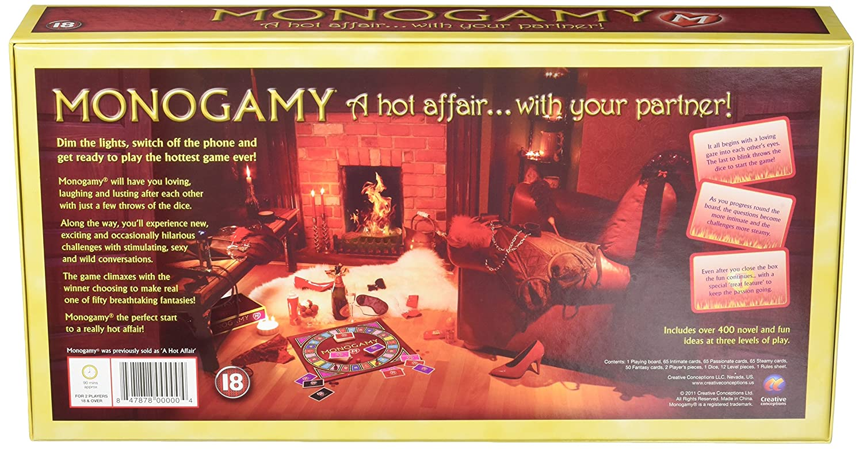 Monogamy sex game