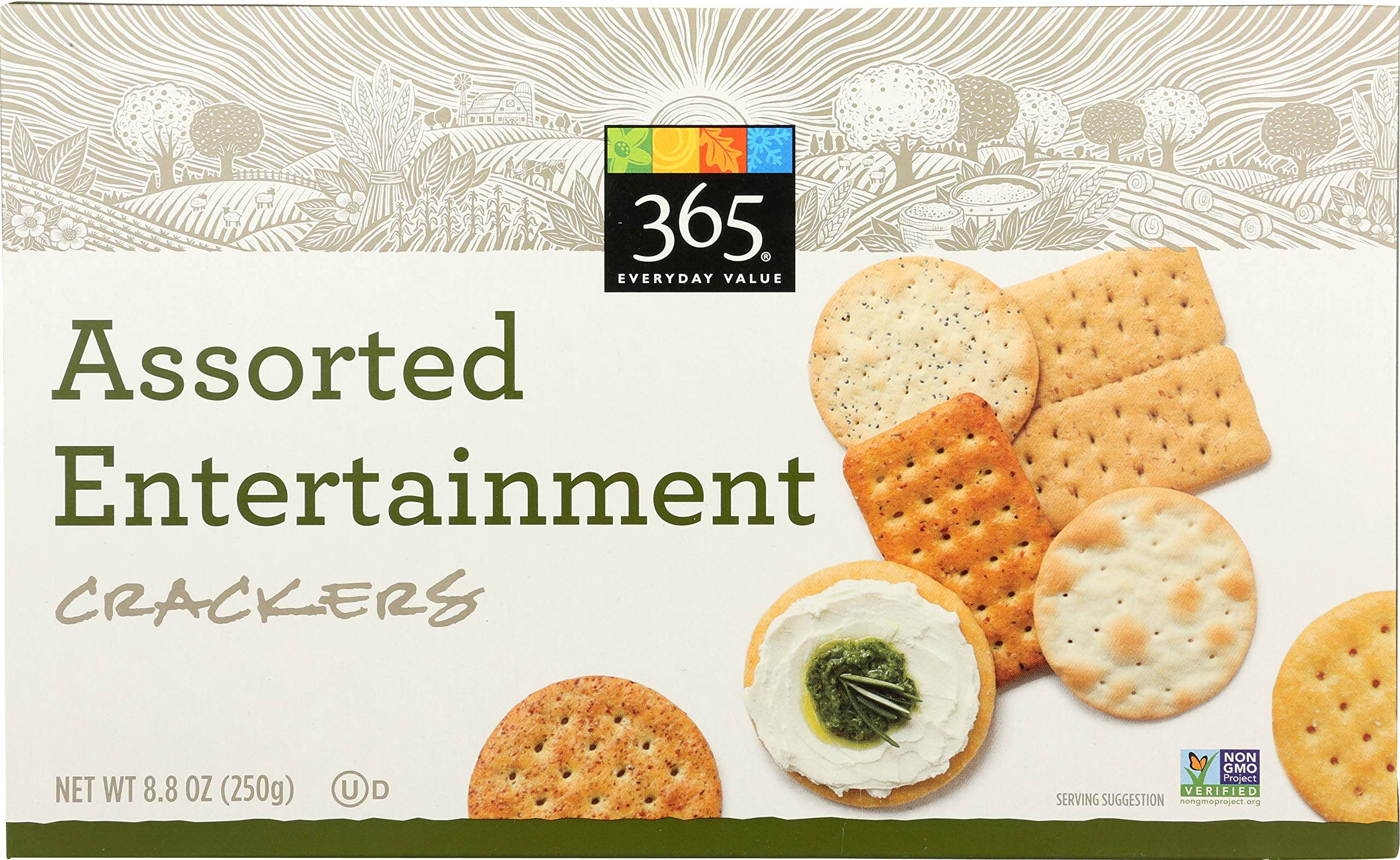 365 Everyday Value, Assorted Entertainment Crackers