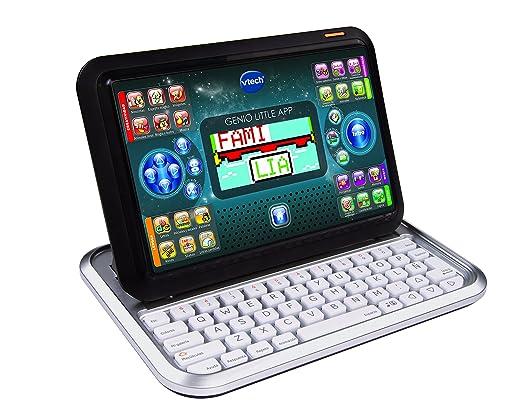 3 opinioni per VTech 3480-155522 Tablet educativo per bambini Little Genie App, schermo LCD a