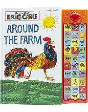 World of Eric Carle, Around the Farm - Play-a-Sound - PI Kids