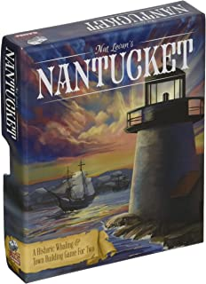 Greater Than Games Nantucket Board Game