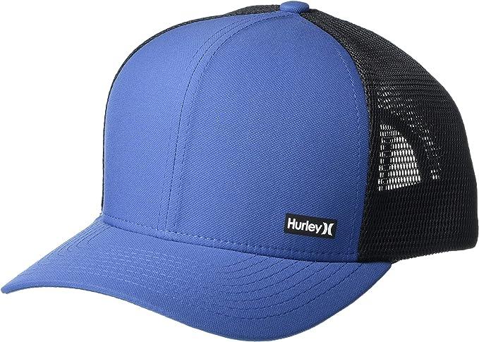 Hurley Gorra de béisbol Dri-Fit para Hombre, Color Azul Marino ...