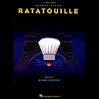 Ratatouille Songbook book cover