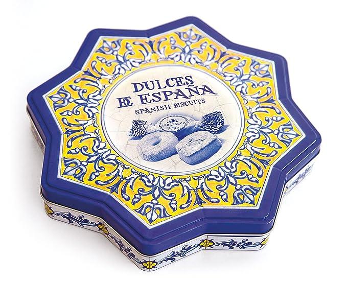 Lata Azulejo Dulces de España 350 gr.