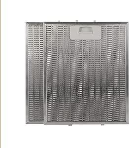 Filtro campana extractora 300 x 250 Inox (paquete 2): Amazon.es: Hogar