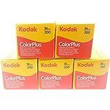 Kodak Colorplus Pellicola per foto, confezione da 5, 200 ASA, 36 foto