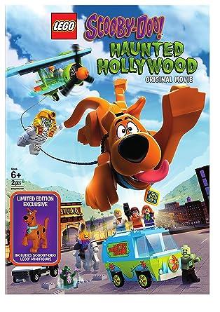 Amazon.com: Lego Scooby: Haunted Hollywood (+3eps): Various ...