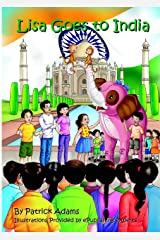 Lisa Goes To India (Amazing Lisa Book 4) Kindle Edition