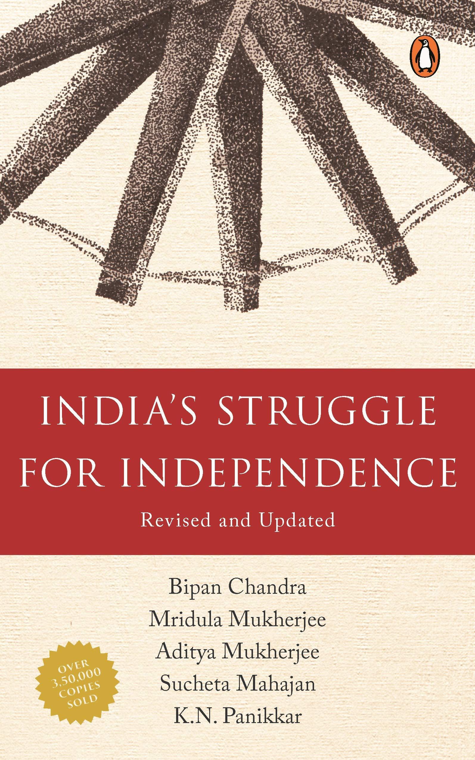India's Struggle for Independence: Amazon co uk: Chandra